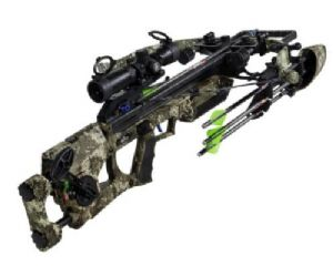 Excalibur Assassin Timber Strata crossbow package from Excalibur crossbows